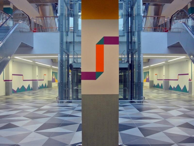 Закончен монтаж систем связи и безопасности второй очереди ТРЦ «Максидом» в Екатеринбурге