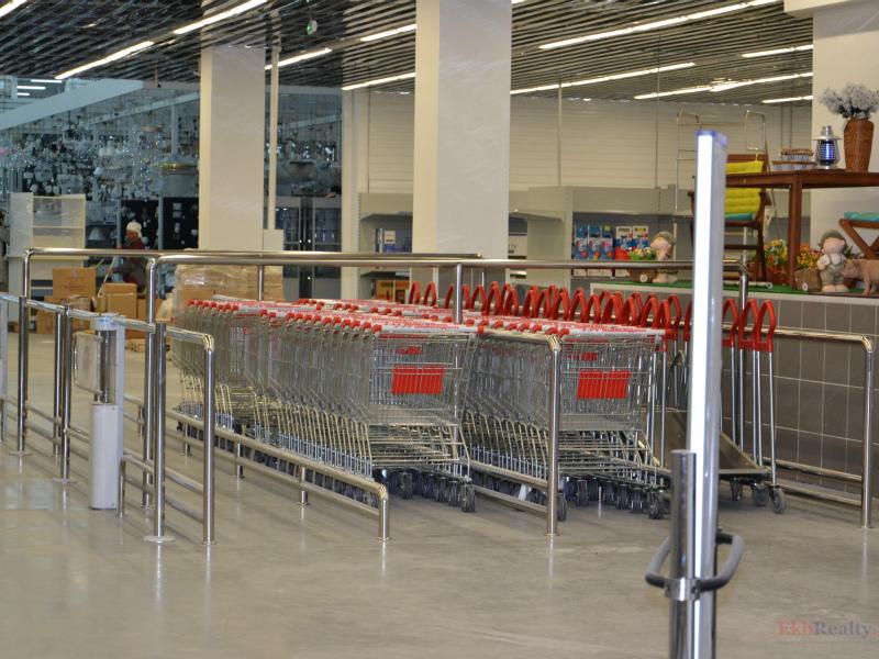 Введены в строй системы информатизации и безопасности гипермаркета строительных товаров «Максидом» в Уфе