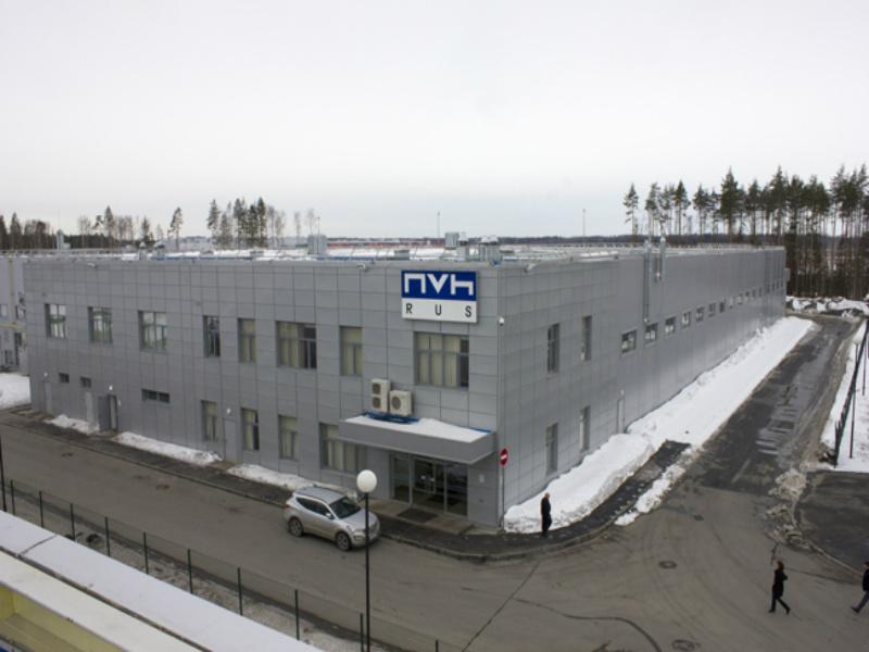 Проектирование и монтаж инженерных систем завода по производству автокомпонентов «НВХ Рус»