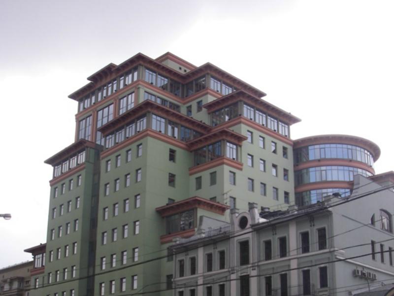 Компания «Крафт Фудс», Офис и производственные площадки